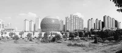 江西省科学技术馆。梁振堂摄