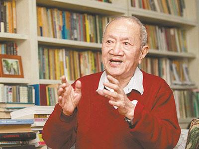 中国人民大学哲学院教授陈先达