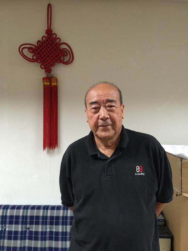 有中国第—电视剧制片人美誉呼俄台老党员任