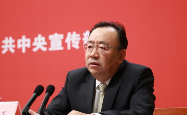 中共中央组织部副部长齐玉