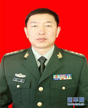 王刚,武警新疆维吾尔自治区总队某支队支队长。