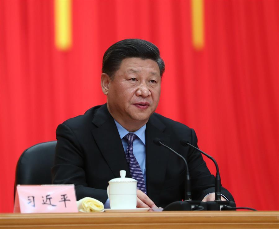 4月13日,中共中央总书记、国家主席、中央军委主席习近平在海南省人大会堂出席庆祝海南建省办经济特区30周年大会并发表重要讲话。