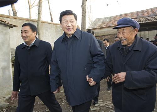 2013年11月24日至28日,中共中央总书记、国家主席、中央军委主席习近平在山东考察。