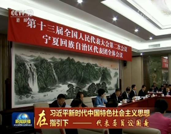 【在习近平新时代中国特色社会主义思想指引下――代表委员议国是】坚持发展不动摇改革开放有突破