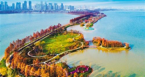 东湖绿道 让世界遇见最美武汉