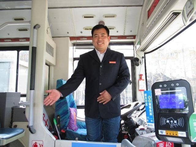 郑州B6路公交司机张恒