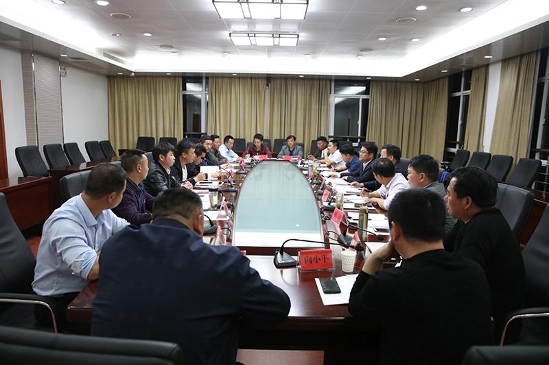 第三组学员开展分组研讨