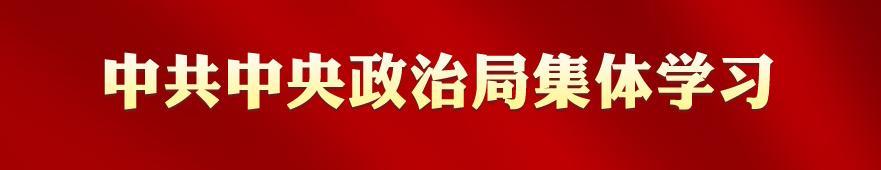 专栏:中共中央政治局集体学习