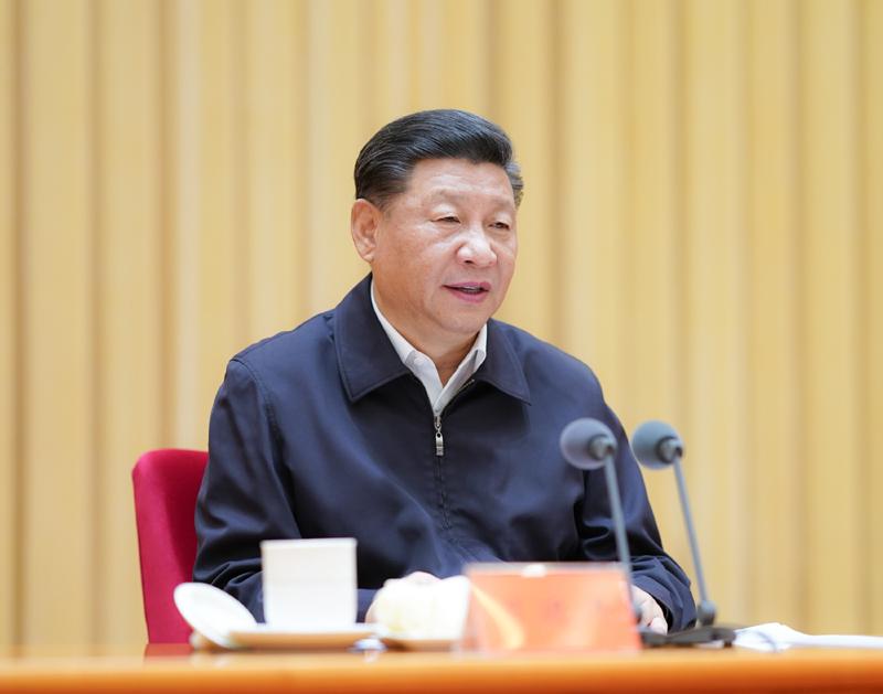 7月9日,中央和国家机关党的建设工作会议在北京召开。中共中央总书记、国家主席、中央军委主席习近平出席会议并发表重要讲话。 新华社记者 鞠鹏 摄