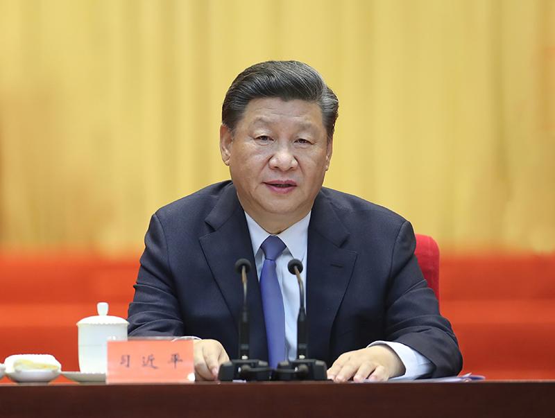 9月20日,中央政協工作會議暨慶祝中國人民政治協商會議成立70周年大會在全國政協禮堂召開。中共中央總書記、國家主席、中央軍委主席習近平出席大會并發表重要講話。