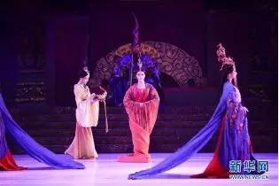 舞剧《昭君出塞》 资料图  图:新华网