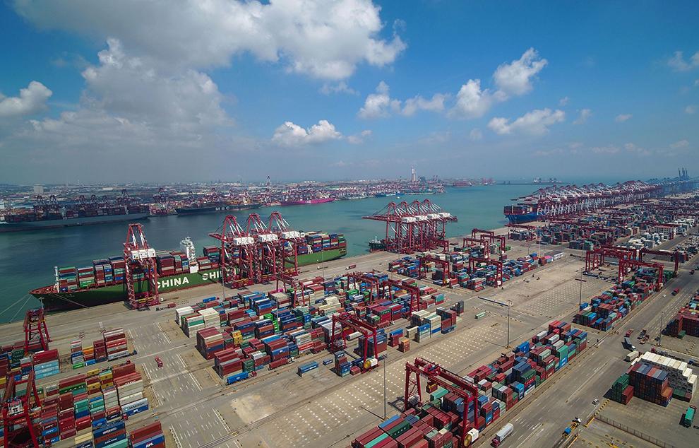 逆势增长!我国出口贸易更协调 经济增长动力足