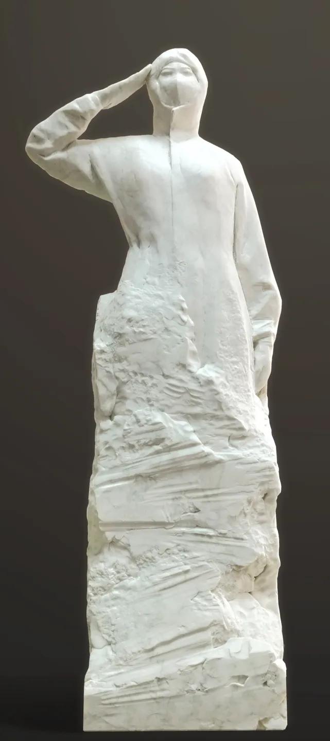 使命(雕塑) 吳為山