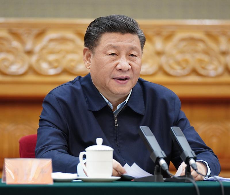 3月6日,中共中央总书记、国家主席、中央军委主席习近平在北京出席决战决胜脱贫攻坚座谈会并发表重要讲话。
