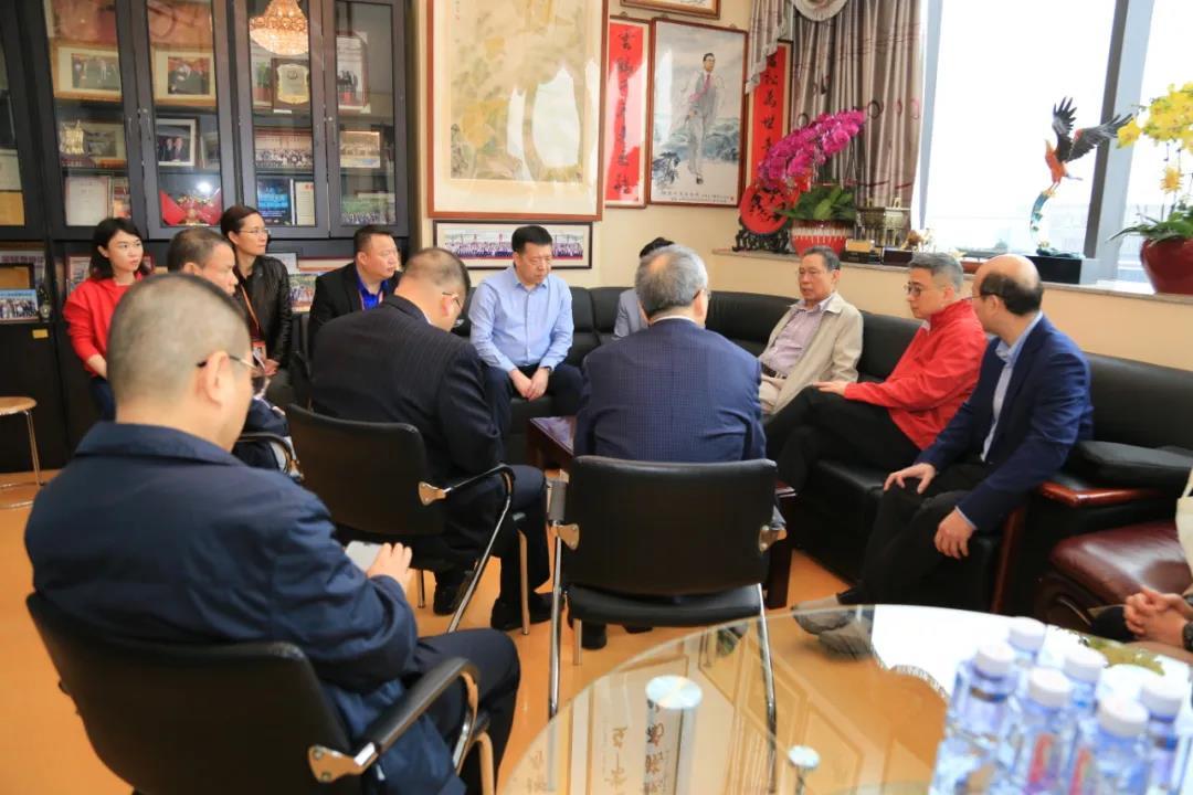 1月25日上午,钟南山院士与专家研判目前疫情发展,研究相关对策和建议