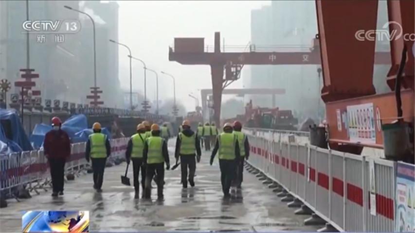 北京:軌道交通在建新線實現全部復工