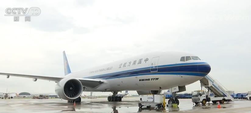 中國民航局:5月份民航全貨機貨郵運輸量持續增長