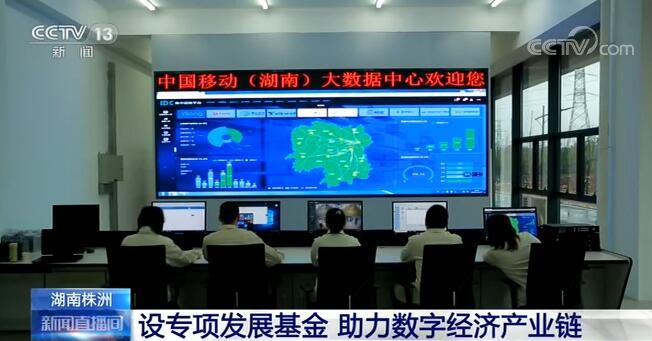数字产业链成当前发展重点 湖南株洲设立专项基金