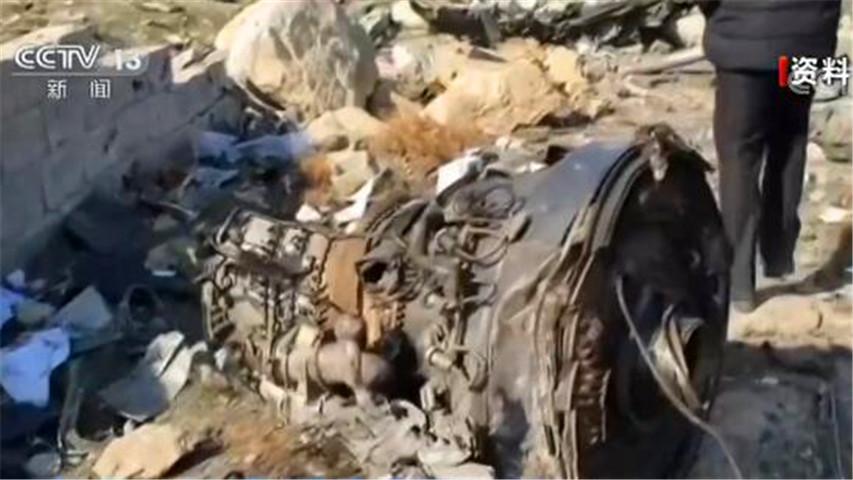 """无一生还!伊朗""""非故意""""击落乌克兰客机 客机被两枚导弹击中"""
