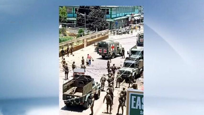 最新消息:菲律宾南部城镇发生多起爆炸 已致多人死亡