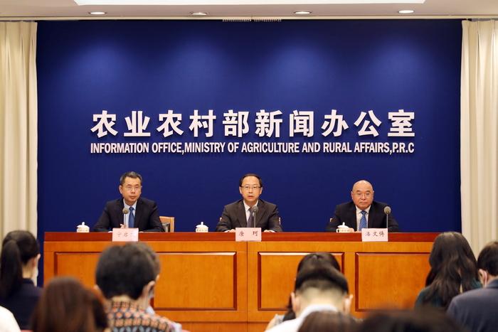 农业农村部:我国粮价稳中有涨 粮食库存充裕