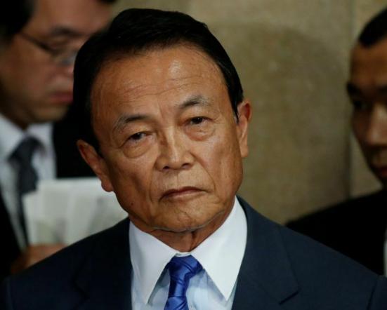 日媒:自民党考虑9月15日选举总裁 麻生太郎称不参选