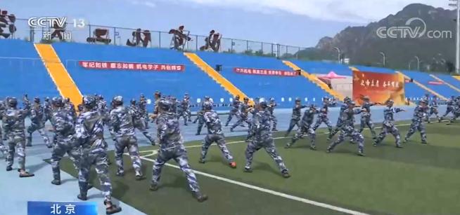 北京高校陆续开学 筑牢疫情防控安全防线