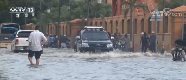 巴基斯坦 巴基斯坦:卡拉奇强降雨致23人死亡