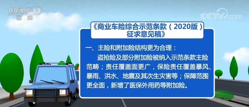 修订版商业车险综合示范条款征求意见 对不合理内容和条款进行