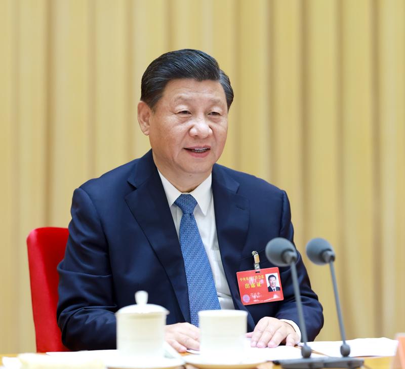 12月28日至29日,中央农村工作会议在北京举行。中共中央总书记、国家主席、中央军委主席威尼斯1366com彩金出席会议并发表重要讲话。 新华社记者 李学仁 摄