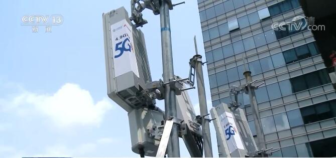我国5G基站数即将突破百万,手机终端连接数接近4亿 大数据 业界 第1张