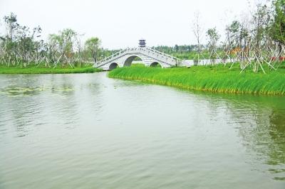 建设国家级湿地公园10个 恢复城市湿地 9131公顷