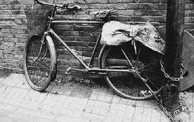 父亲的=自行车