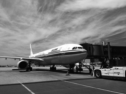 在飞机上也能随时随地上网冲浪