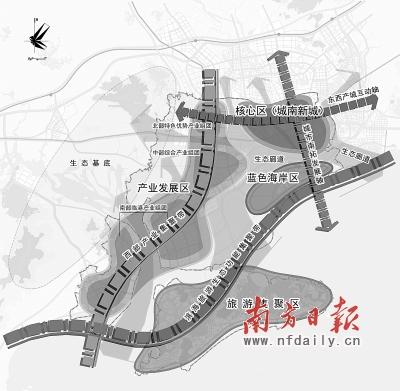 粤西振兴重大平台 阳江滨海新区起航
