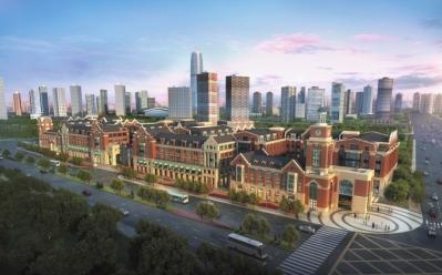 龙湖壹号·总部中心写字楼销售2.6亿
