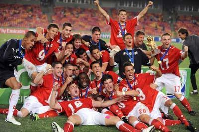 Cctv football la suisse remporte la coupe du monde u17 - Coupe du monde u17 en direct ...
