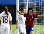 4ème place pour les footballeuses chinoises