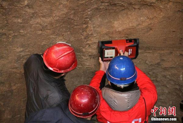 1388372699509 1388372699509 r Descubren tumba china de tres mil años de antigüedad CCTV International