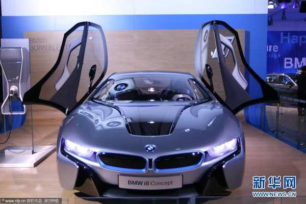 New Energy Cars Fashion On Shows Not Yet Fashion On Road Cctv