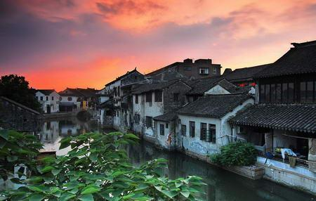 Tongli, an old town two hours drive from Shanghai