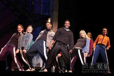 "The award-winning musical ""Fame"" made its debut on Sunday night in Beijing, the last stop of its China tour."
