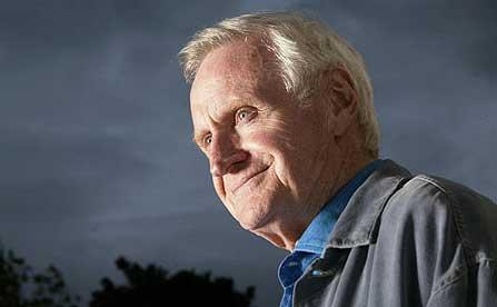Director John Boorman was honored with a life time achievement award at the 7th Irish Film and Television Awards in Dublin on Saturday night.