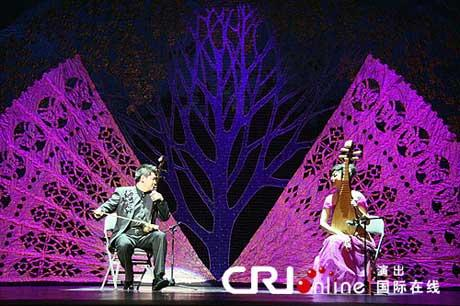 "Entitled ""Cultural China, Spring Festival Celebrated All Around"", the gala entertained a full house at the Massey Hall in Toronto."