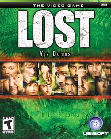 "Poster of ""Lost"""