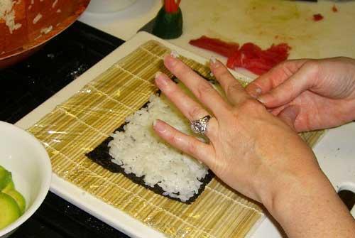 Sushimaking