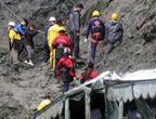 Taïwan: plus de 300 personnes rescapées après un glissement de terrain