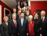 Début de la visite du vice-président chinois dans l´Etat américain d´Iowa