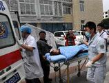 Médecins et infirmiers à pied d'oeuvre 24/24 à l'hôpital Huaxi de Chengdu