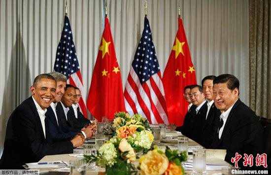 Rencontre obama xi jinping
